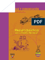 Unidades didácticas para la escuela multigrado. Primer Ciclo