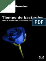 Tiempo de Bastardos - Paula Cifuentes