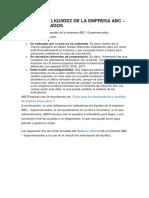 ANÁLISIS DE LIQUIDEZ DE LA EMPRESA ABC.docx