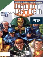 Liga Da Justiça Internacional de DeMatteis, Maguite & Giffen - Um Novo Começo