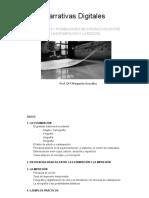 2014 Narrativa_Estampacion y Edicion