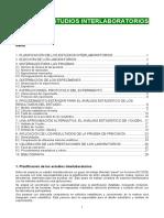 Estudios Interlaboratorios 09 07