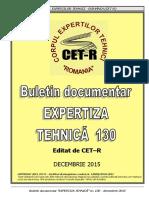 Buletin 130 - Dec. 2015