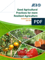 Good Agricultural Practices for More Resilient Agriculture