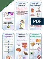 Hipertensi Leaflet Juanto