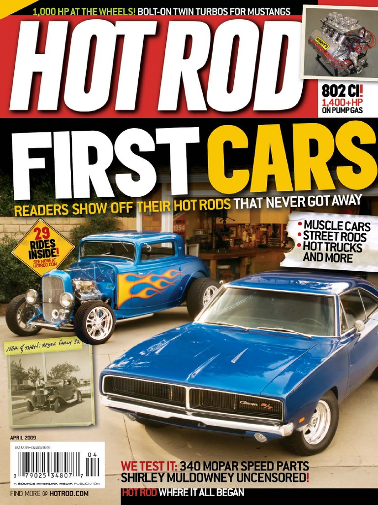 56e266c4 Hot Rod - April 2009 (Malestrom) | Vehicles | Vehicle Technology