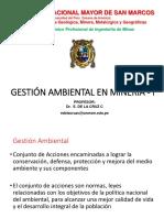Capitulo i Introduccion de La Gestion Ambiental en Mineria