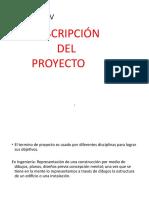 Capitulo IV Descripcion Del Proyecto