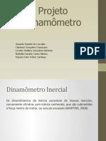 Projeto Dinamômetro