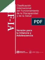 CIF -IA Clasificacion Internacional de Discapacidad Niños y Adolescentes.pdf