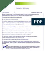 Formato Certificación de Pruebas de Instalación