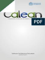 [Calean] - Software Architecture Document