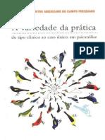 A Variedade Da Prática - (Org) Elisa Alvarenga