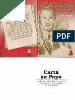 Carta Ao Papa Leon Degrelle