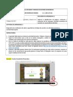 Formato Peligros Riesgos Setores Económicos WLADIMIR RODRIGUEZ MEDINA.doc