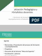 Sistematización Pedagógica y Portafolios Docentes Ultima Versión (1)