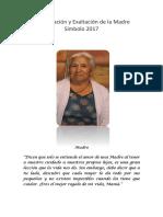 Proclamación y Exaltación de La Madre Símbolo 2017