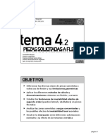 Tema 4-2 - Piezas Sometidas a Flexión