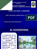 Clases de Ecologia -Ecosistemas-1