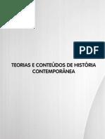 Livro 16. Teorias e Conteúdos de História Contemporânea