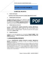 Estudio Socioeconomico Cepog 10.04.07