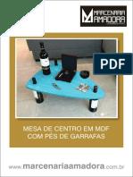 Projeto Mesa de Centro