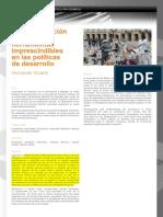 La comunicación y la cultura, herramientas imprescindibles en las políticas de desarrollo
