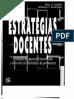 Eggen Paul (1999 - 2012) - Estrategias Docentes 1.pdf