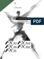 Manual Fx3s