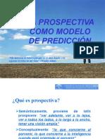 La prospectiva como modelo de predicción.pptx