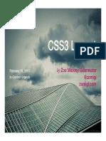 CSS3-Layout InCtrl 130218