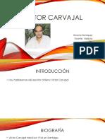Víctor Carvajal-presentación Simona y Vicente