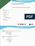 7.Persamaan Linear satu variabel.Mr.Sukani.ppt