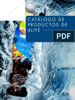 Catalogo de Productos Factor de Transferencia
