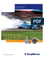 Borg warner 2017 catalog