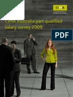 CIMA PQ Salary Survey Australia 14.05.09