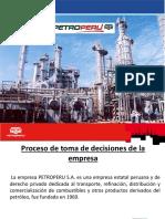Analisis de Toma de Decisiones Petro Peru Ppt