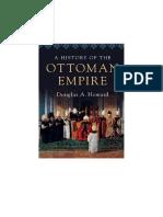 A History of the Ottoman Empire - Douglas a Howard