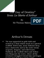 The Day of Destiny Presentation