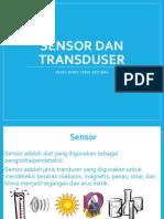 Ppt Sensor Dan Trasduser