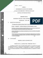 Derecho Usual 1997