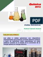 Clase Celda Galvanica