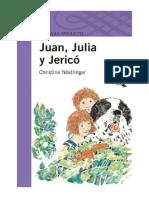 Juan Julia y Jerico - Christine Nostlinger