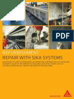 Sika Refurbishment Repair