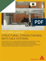 Sika Refurbishment Strengthening