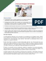 Estrategias Alimenticia Clave Para Protegerse Del Alzheimer