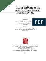 Guias Del Manual de Analisis Instrumental