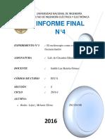 Informe Final n04-Osciloscopio