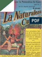 LA NATURALEZA CURA
