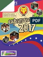 Instructivo expomanada 2017